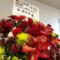 橘龍丸様の朗読劇『サイレント騎士LOVE』出演祝いフラスタ @文化放送メディアプラスホール