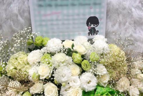 FACTORY 柿咲光輝様のSpecial Xmas Live出演祝い&卒業祝い花 @TSUTAYA O-WEST