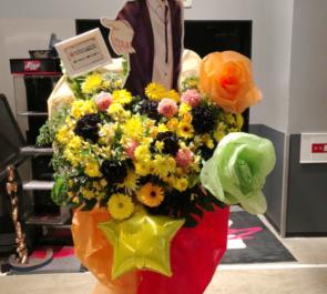 めいちゃんのワンマンライブ公演祝いフラスタ @ZeppTokyo