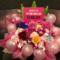 もるでお様のライブ公演祝い花 バルーンアレンジ @赤羽ReNY alpha