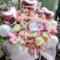千知様の緑と赤のチョコレートパーティー2020出演祝い楽屋花 @ワロップ放送局