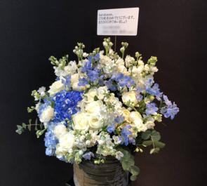 はるかさんのCTO就任祝い花 『PIXIV TECH FES.』 @都内某所