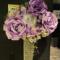 フリカケ≠ぱにっく くまだかなえ様の生誕祭祝いアイアンスタンド花 @Twin Box AKIHABARA
