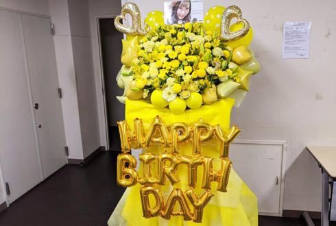 #f606 霰ヒナ様の生誕祭祝いフラスタ @WAROS studio@押上