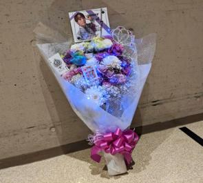 *ChocoLate Bomb!!(ちょこぼ)たっくん様のライブツアーファイナル公演祝い花束 @品川インターシティーホール