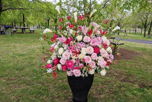世界全ての医療従事者の皆様へ感謝・応援花 【 #ヲモヒヲカタチニ 】