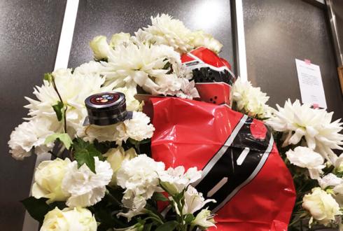 魔進戦隊キラメイジャーヒーローショー公演祝い花 @シアターGロッソ 【 #ヲモヒヲカタチニ 】