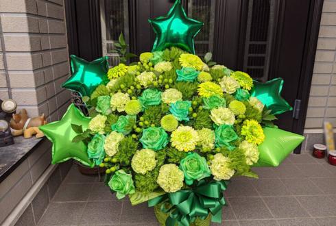 【 #月の光も雨の音も 】ご自宅用アレンジメント アナタシア 芝健さん生誕祭の推し事として