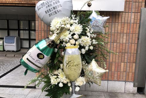 WOWOWオリジナルドラマ『ぴぷる~AIと結婚生活はじめました~』撮影協力フラスタ1
