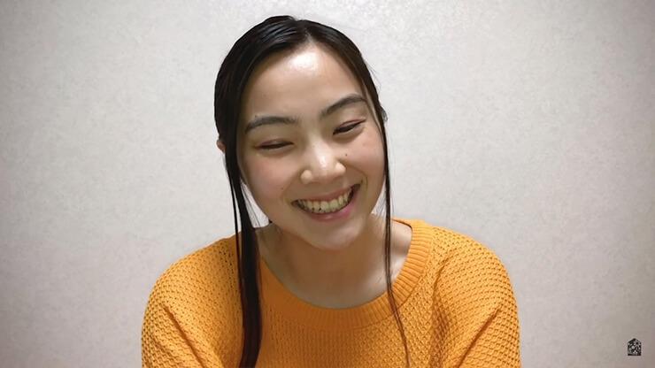 江益さんの特典動画をチラ見せ
