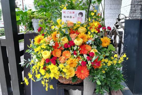 【 #月の光も雨の音も 】ご自宅用大きめアレンジ 舞台『グッバイ・エイリアン』松田岳様への推し事として