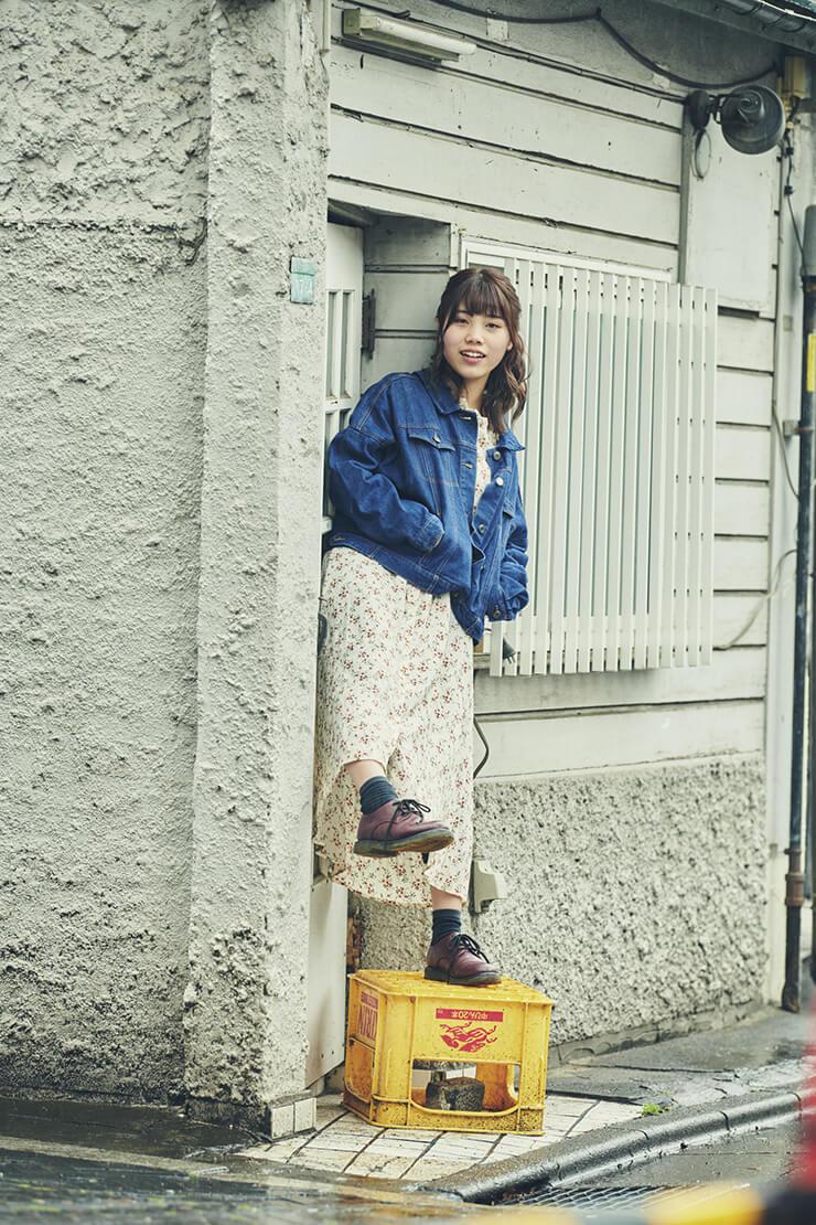 舞台俳優 『小島あすみ』