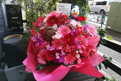 E'IRee様の配信ライブ公演祝い花 @駒沢strawberry fields