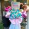 まな様の3周年イベント祝いフラスタ @秋葉原メイド喫茶 アクアプリンセス