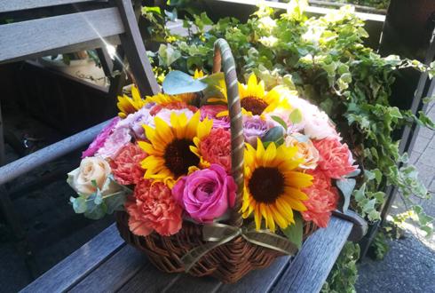 お義母様への誕生日祝い花