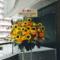 eggslut 渋谷MIYASHITA PARK店様の開店祝いスタンド花 @渋谷区神宮前 RAYARD MIYASHITA PARK South2F