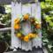 【喫茶ライフGoods】壁掛けリースアレンジ - 「喫茶ライフ」の花々 -