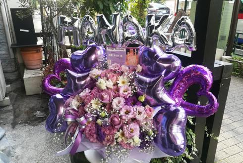 SAY-LA 沙藤まなか様の生誕祭祝い花 @渋谷RUIDO K2