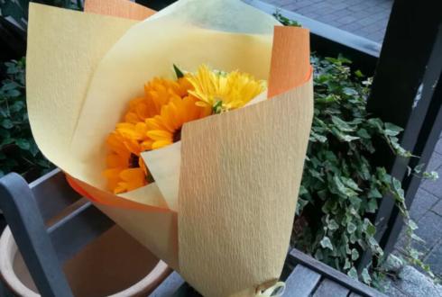 必殺エモモモモ7 オロナミンゆい様の生誕祭祝い花束 @目黒鹿鳴館