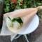 【喫茶ライフGoods】ホワイトローズ2輪 「喫茶ライフ」の花々