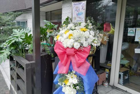 高橋紫微様のBDライブ公演祝いフラスタ @内幸町ホール