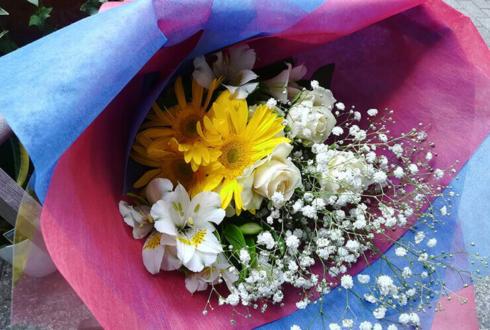 高橋紫微様のBDライブ公演祝い花束 @内幸町ホール