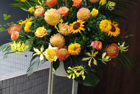 ソネマリ様の開店祝いスタンド花 @赤坂