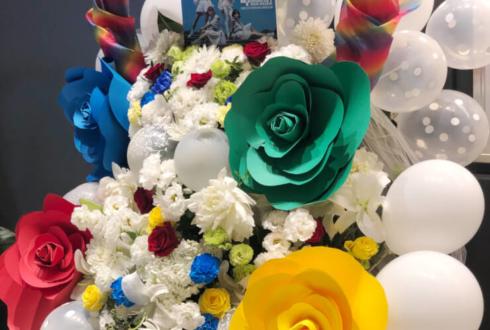 SPARK SPEAKER様のライブ公演祝いフラスタ @横浜1000CLUB