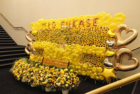 まねきケチャ 深瀬美桜様の生誕祭ライブ公演祝い6基連結フラスタ @ヒューリックホール東京