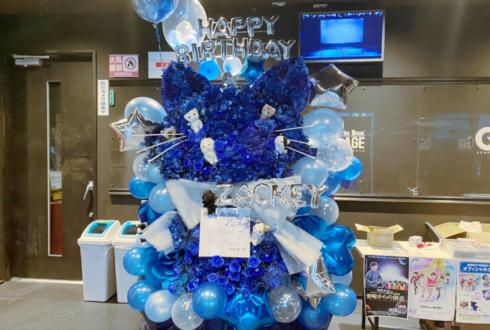 MEID 野崎宏人様の生誕祭祝いフラスタ @秋葉原Twinbox GARAGE