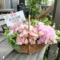 花奈澪様の生誕祭祝い花 @アイデアの城