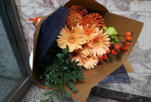 ぎぃ子様のラジオ番組ゲスト出演祝い花束 @都内某スタジオ