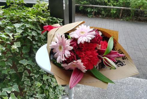 必殺エモモモモ7 みつき様の生誕祭祝い花束 @目黒鹿鳴館