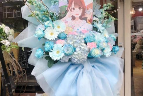 //ネコプラ//高宮さくら様の生誕祭祝いフラスタ @代アニLIVEステーション
