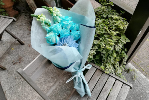 //ネコプラ//高宮さくら様の生誕祭祝い花束 @代アニLIVEステーション
