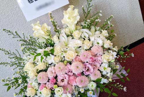 毬谷友子様の舞台「残り者」出演祝い花 @浅草公会堂