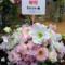 Satoe様のラジオ番組『アーティスト応援部』出演祝い花 @ShibuyaCross-FM