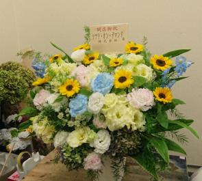 SOD LAND様の開店祝い花 @歌舞伎町