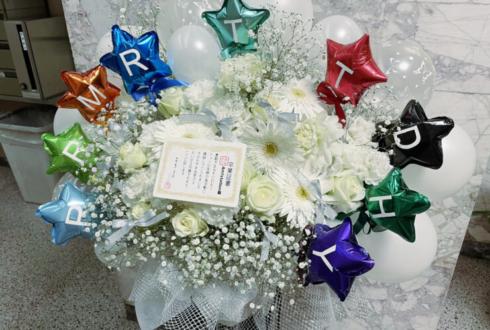 Am!station様のラストワンマンライブ公演祝い花 @mismatch池袋