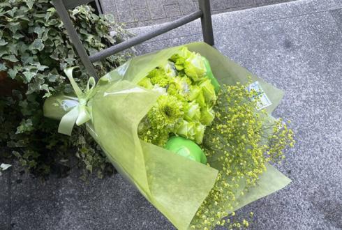 アクアノート 高梨有咲様の生誕祭祝い花束 @パセラ グランデ 渋谷