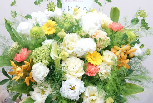 しいな様の誕生日祝い花 @中野晩餐会