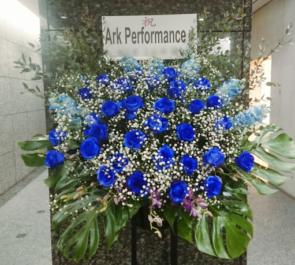Ark Performance様の原画展祝いスタンド花 @文春ギャラリー