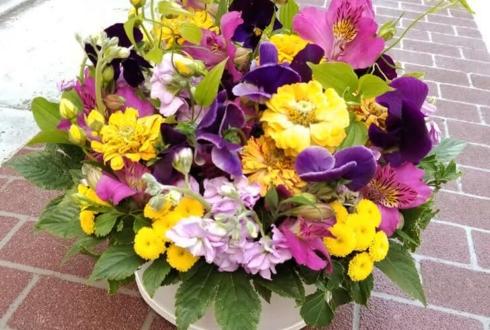 くによし組 國吉咲貴様のラジオ番組ゲスト出演祝い花