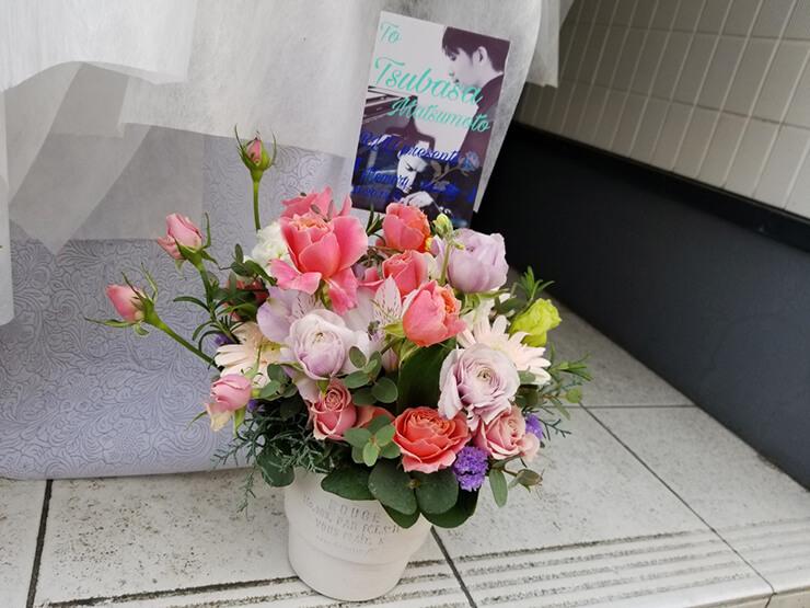 松本翼様のAIⓇPEN RYOソロライブ出演祝い花 @六本木CLUB EDGE