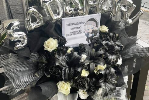さだはる様のおリスマス集会開催祝い花 @WITH HARAJUKU HALL