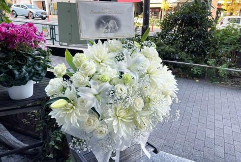 POPPiNG EMO エモーショナ・ル・ルカ様の生誕祭祝い花 @目黒鹿鳴館