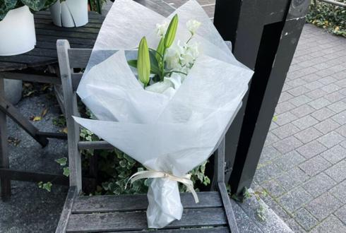 POPPiNG EMO エモーショナ・ル・ルカ様の生誕祭祝い花束 @目黒鹿鳴館