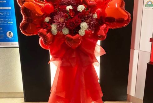 alma様の1stワンマンライブ公演祝いフラスタ @SHIBUYA PLEASURE PLEASURE