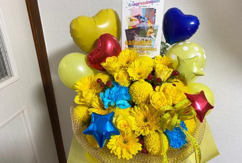 AIⓇPEN サトシット様の展示会開催祝い花 @渋谷Oak Cube
