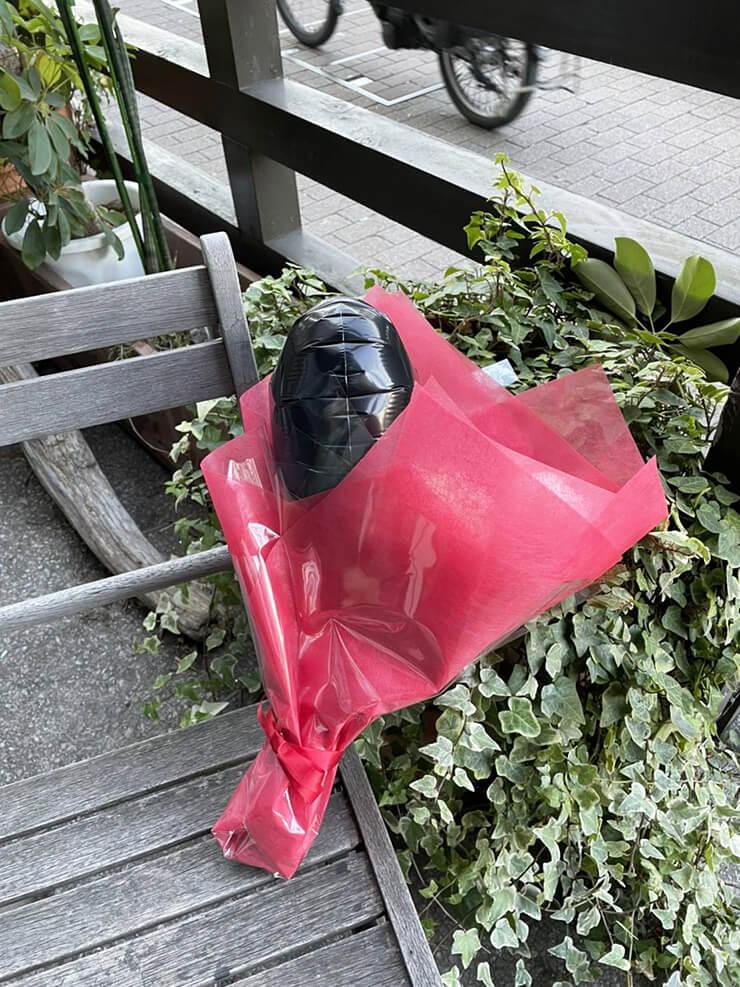 #f606 (エフロクゼロロク)己々かし子様の現体制ラストライブ公演祝い花束 @Club asia【延期】
